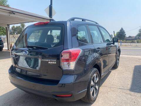 2017 Subaru Forester for sale at STS Automotive in Denver CO