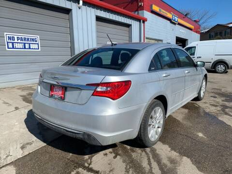 2012 Chrysler 200 for sale at Autoplex Milwaukee in Milwaukee WI