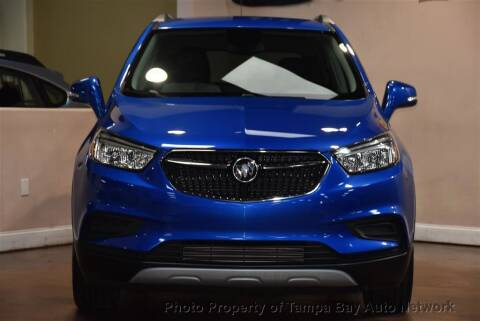2017 Buick Encore for sale at Tampa Bay AutoNetwork in Tampa FL