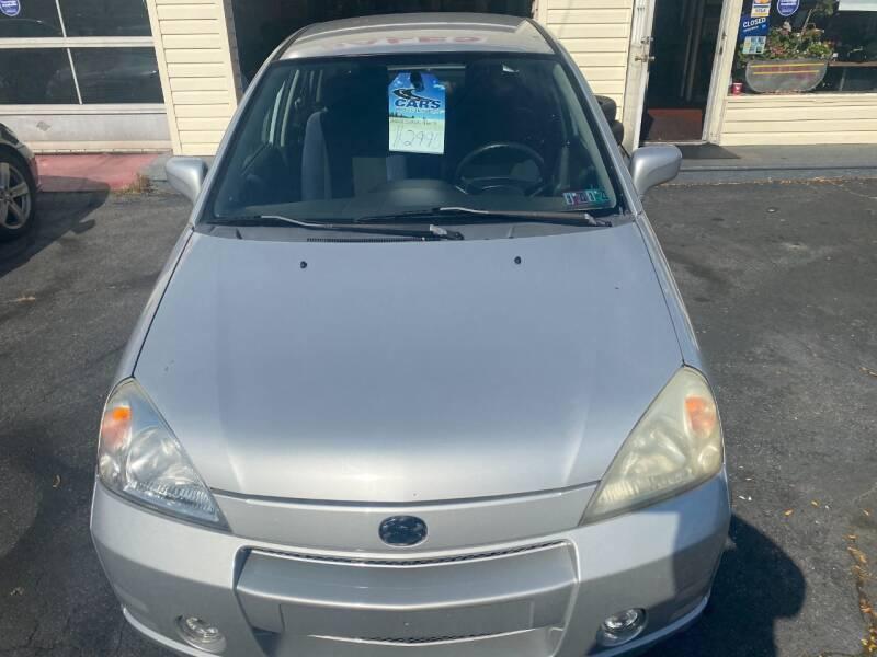 ua7p3egy qgj6m https www carsforsale com suzuki aerio for sale c374851
