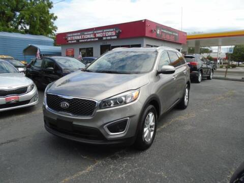 2017 Kia Sorento for sale at International Motors in Laurel MD