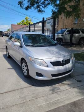 2009 Toyota Corolla for sale at MACK'S MOTOR SALES in Chicago IL
