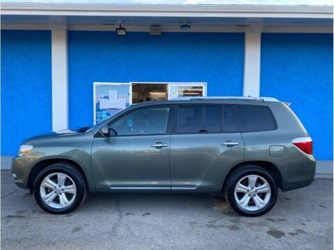 2010 Toyota Highlander for sale at Khodas Cars in Gilroy CA