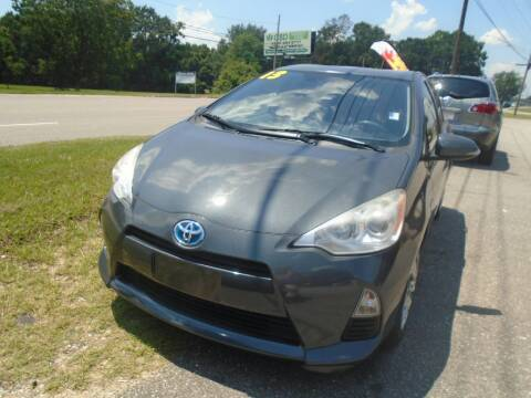 2013 Toyota Prius c for sale at Alabama Auto Sales in Semmes AL