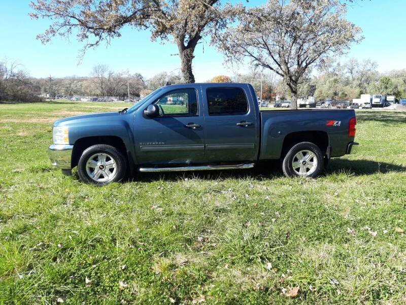 2012 Chevrolet Silverado 1500 for sale at Rustys Auto Sales - Rusty's Auto Sales in Platte City MO