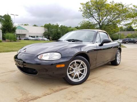 1999 Mazda MX-5 Miata for sale at Lease Car Sales 3 in Warrensville Heights OH