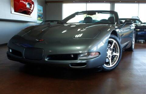 2004 Chevrolet Corvette for sale at Motion Auto Sport in North Canton OH