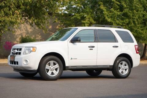 2012 Ford Escape Hybrid for sale at Beaverton Auto Wholesale LLC in Hillsboro OR