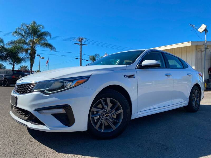 2020 Kia Optima for sale at Imports Auto Outlet in Spring Valley CA