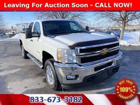 2011 Chevrolet Silverado 2500HD for sale at Glenbrook Dodge Chrysler Jeep Ram and Fiat in Fort Wayne IN