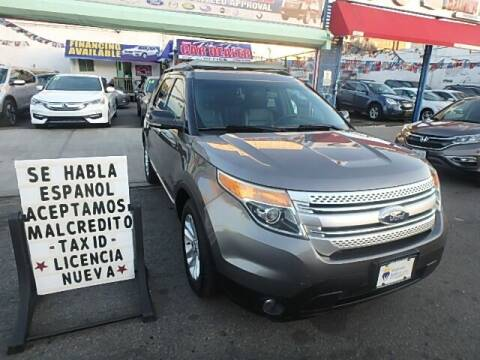 2011 Ford Explorer for sale at Cedano Auto Mall Inc in Bronx NY