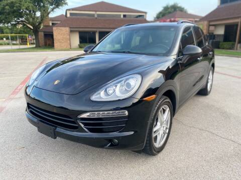 2013 Porsche Cayenne for sale at Big Time Motors in Arlington TX