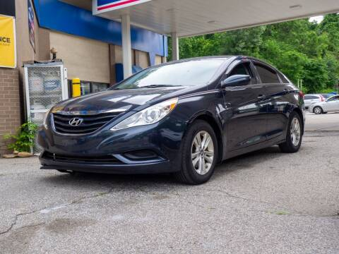 2013 Hyundai Sonata for sale at FAYAD AUTOMOTIVE GROUP in Pittsburgh PA