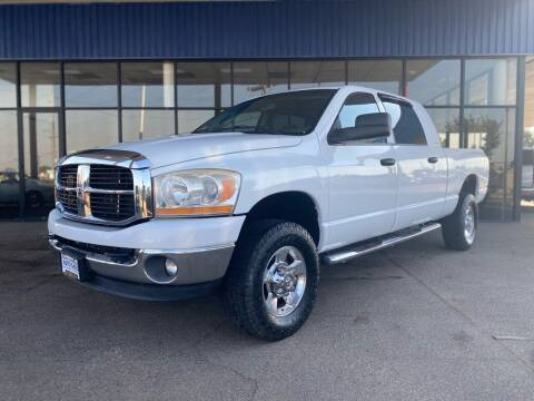 2006 Dodge Ram Pickup 3500 for sale at South Commercial Auto Sales in Salem OR