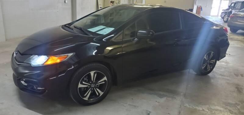 2014 Honda Civic for sale at Klika Auto Direct LLC in Olathe KS