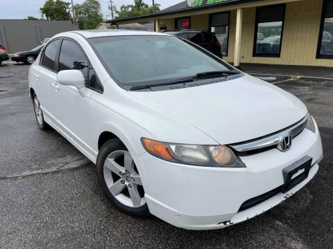 2006 Honda Civic for sale at speedy auto sales in Indianapolis IN
