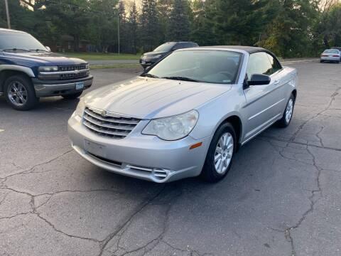 2008 Chrysler Sebring for sale at Northstar Auto Sales LLC in Ham Lake MN