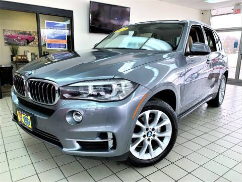 2015 BMW X5 for sale at SAINT CHARLES MOTORCARS in Saint Charles IL
