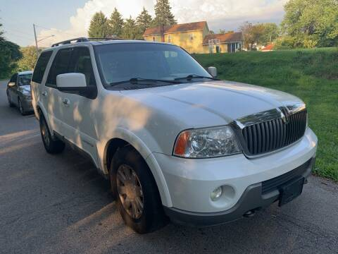 2004 Lincoln Navigator for sale at Trocci's Auto Sales in West Pittsburg PA
