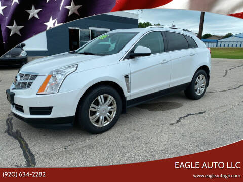 2012 Cadillac SRX for sale at Eagle Auto LLC in Green Bay WI