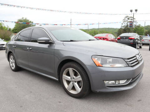 2015 Volkswagen Passat for sale at Viles Automotive in Knoxville TN