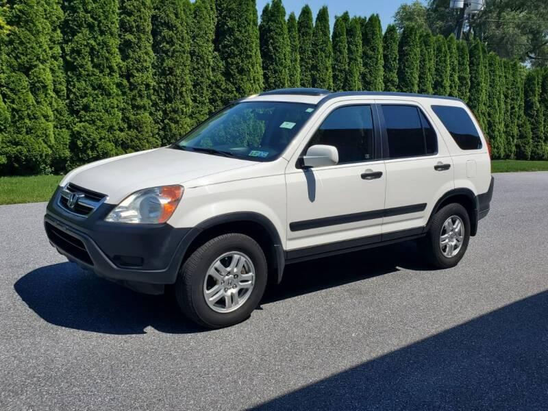 2004 Honda CR-V for sale at Kingdom Autohaus LLC in Landisville PA