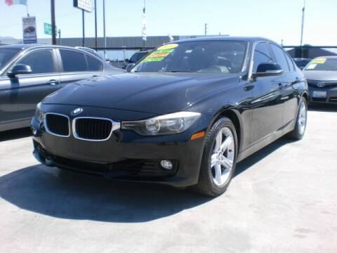 2014 BMW 3 Series for sale at Williams Auto Mart Inc in Pacoima CA