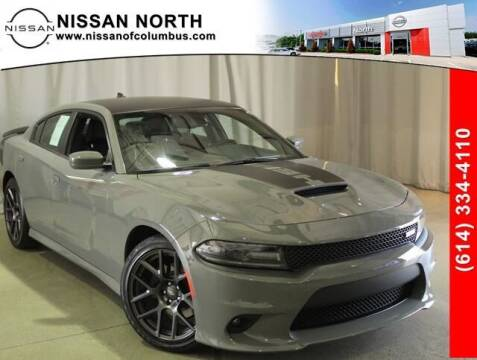 2017 Dodge Charger for sale at Auto Center of Columbus in Columbus OH