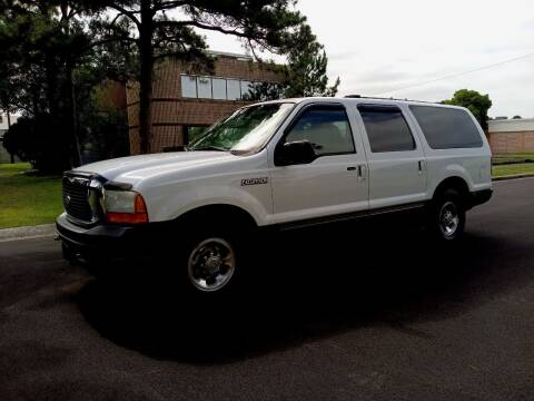 2001 Ford Excursion for sale at Affordable Auto Spot in Houston TX