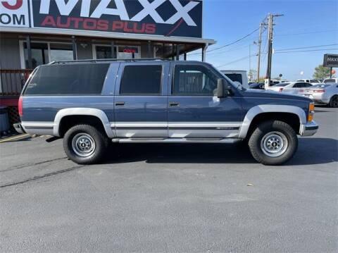 1995 Chevrolet Suburban for sale at Ralph Sells Cars at Maxx Autos Plus Tacoma in Tacoma WA