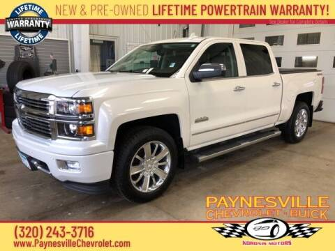 2015 Chevrolet Silverado 1500 for sale at Paynesville Chevrolet - Buick in Paynesville MN