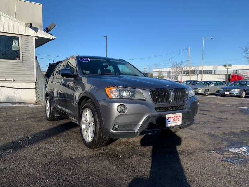 2013 BMW X3 for sale at 355 North Auto in Lombard IL