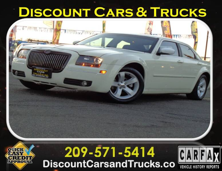 2005 Chrysler 300 for sale at Discount Cars & Trucks in Modesto CA