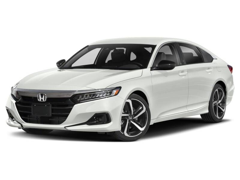 2021 Honda Accord for sale at BASNEY HONDA in Mishawaka IN