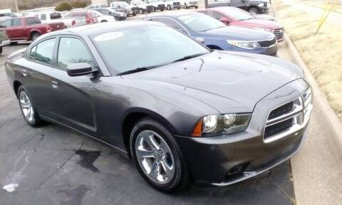 2014 Dodge Charger for sale at Jim Clark Auto World in Topeka KS