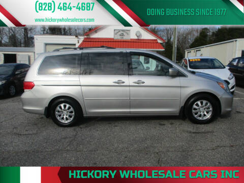 2008 Honda Odyssey for sale at Hickory Wholesale Cars Inc in Newton NC