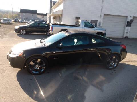 2008 Pontiac G6 for sale at ROUTE 119 AUTO SALES & SVC in Homer City PA