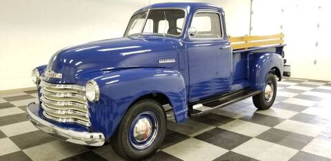 1951 Chevrolet 3100 for sale at 920 Automotive in Watertown WI
