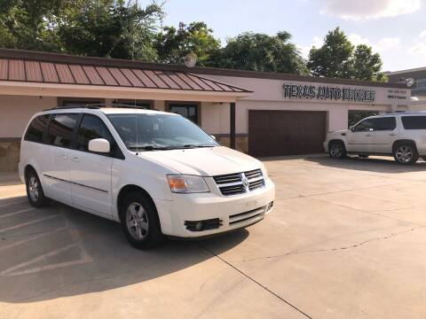 2008 Dodge Grand Caravan for sale at Texas Auto Broker in Killeen TX