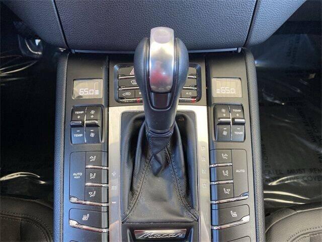 2017 Porsche Macan AWD 4dr SUV - Roswell GA