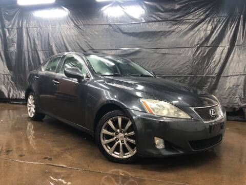 2008 Lexus IS 250 for sale at Atlantic Auto Brokers in Rochester NY