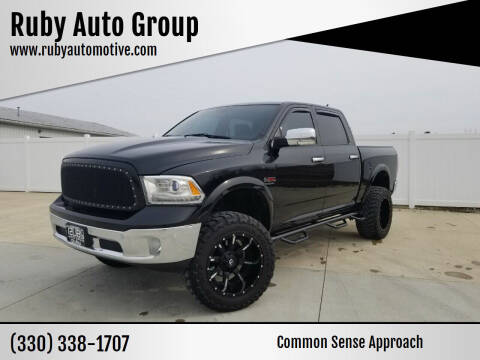 2015 RAM Ram Pickup 1500 for sale at Ruby Auto Group in Hudson OH