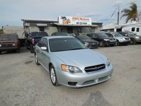 2005 Subaru Legacy for sale at DMC Motors of Florida in Orlando FL