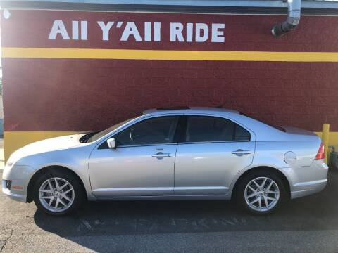 2012 Ford Fusion for sale at Big Daddy's Auto in Winston-Salem NC