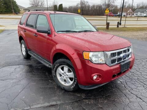 2009 Ford Escape for sale at Wyss Auto in Oak Creek WI