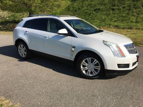 2011 Cadillac SRX for sale at Pritchard Auto Sales in Richmond VA