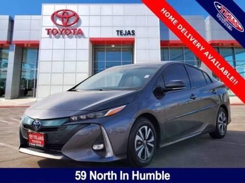 2017 Toyota Prius Prime for sale at TEJAS TOYOTA in Humble TX