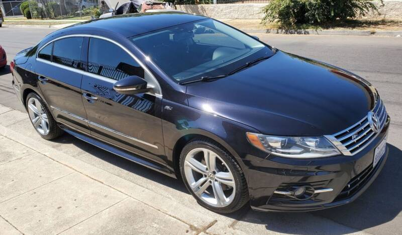 2013 Volkswagen CC for sale at Showcase Luxury Cars II in Fresno CA