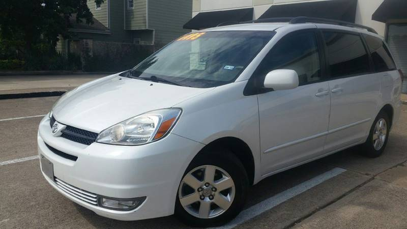 2005 Toyota Sienna for sale at Allison's AutoSales in Plano TX
