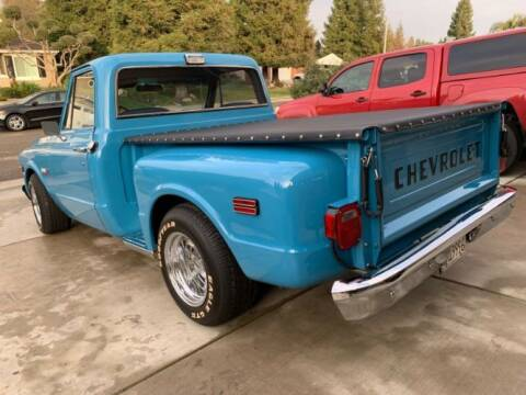 1971 Chevrolet C/K 20 Series for sale at Classic Car Deals in Cadillac MI